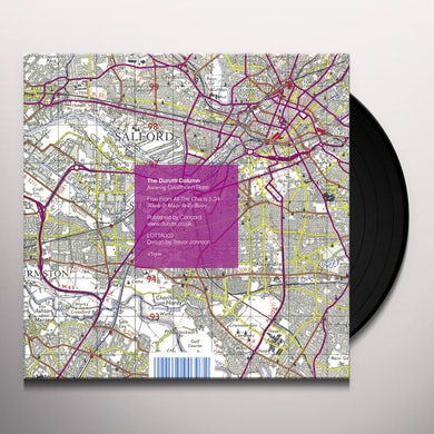 The Durutti Column FREE FROM ALL THE CHAOS / NUMBER THREE Vinyl Record