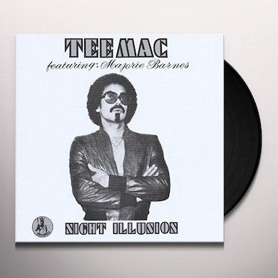 Tee Mac NIGHT ILLUSION Vinyl Record