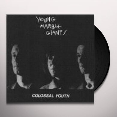 Young Marble Giants COLOSSAL YOUTH & COLLECTED WORKS Vinyl Record