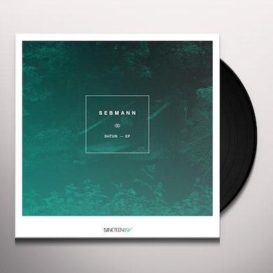 Sebmann SHTUN EP Vinyl Record - UK Release