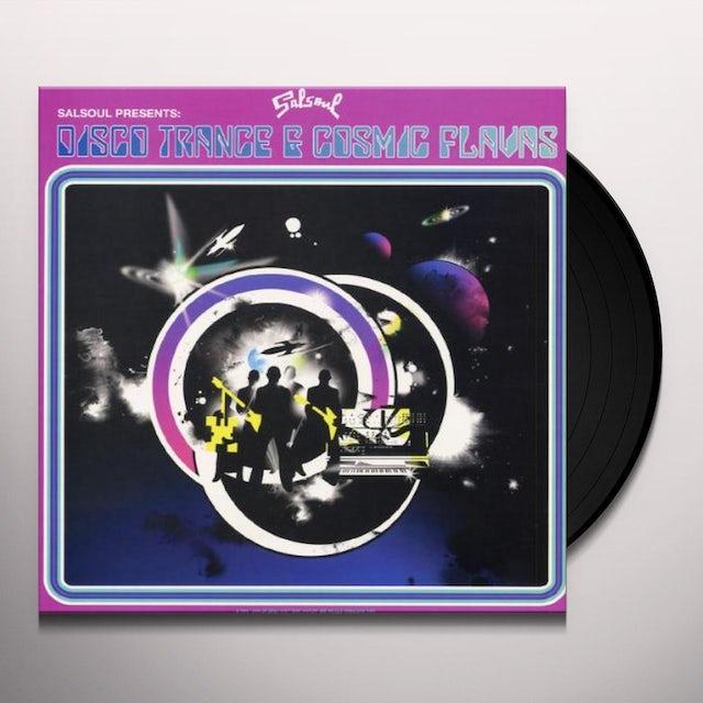 Salsoul Electronica: Disco Trance & Cosmic Flavas