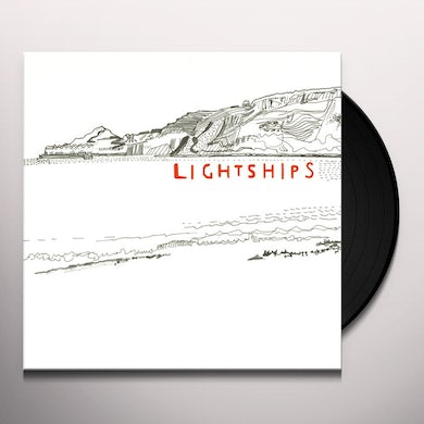 Lightships FEAR & DOUBT EP Vinyl Record