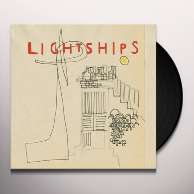 Lightships SWEETNESS IN HER SPARK Vinyl Record