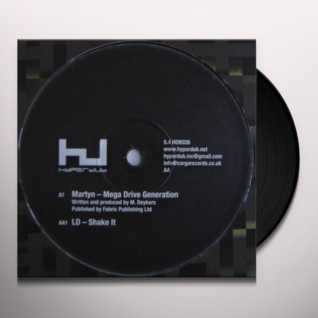 Hyperdub 5.4 / Various