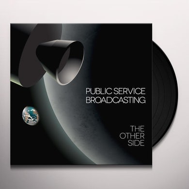 Public Service Broadcasting OTHER SIDE Vinyl Record