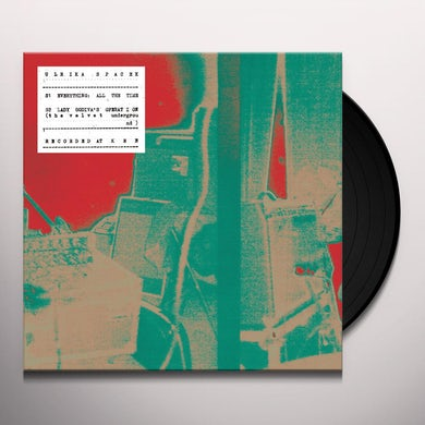 Ulrika Spacek EVERYTHING ALL THE TIME Vinyl Record
