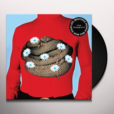 The Wombats BEAUTIFUL PEOPLE WILL RUIN YOUR LIFE Vinyl Record