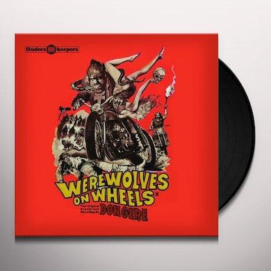 Don Gere WEREWOLVES ON WHEELS Vinyl Record