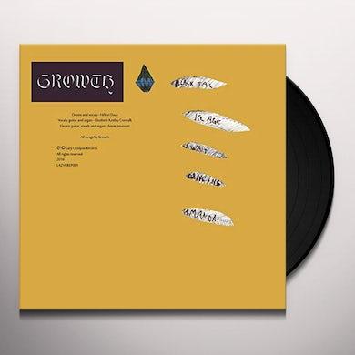 Growth COLOUR CUT & CLARITY Vinyl Record