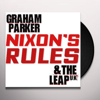 Graham Parker NIXON'S RULES Vinyl Record