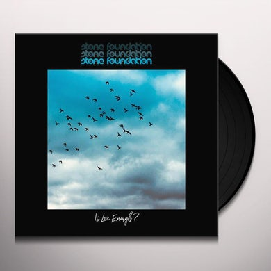 Stone Foundation IS LOVE ENOUGH Vinyl Record