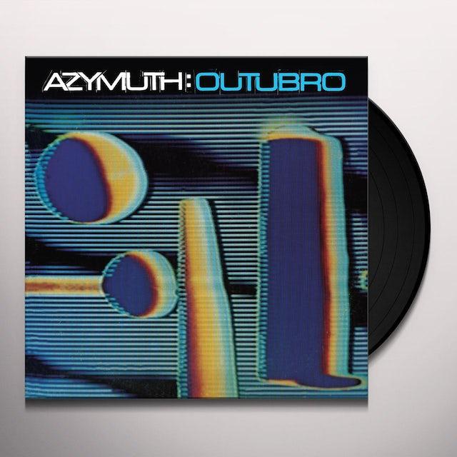 Azymuth OUTUBRO Vinyl Record