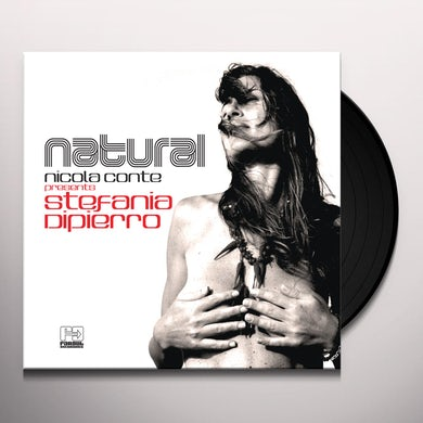 PRESENTS STEFANIA DIPIERRO: NATURAL Vinyl Record - UK Release