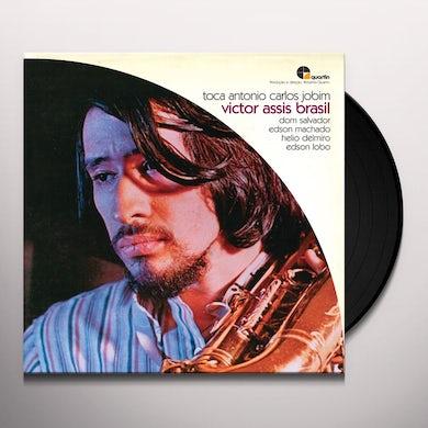 Victor Assis Brasil TOCA ANTONIO CARLOS JOBIM Vinyl Record