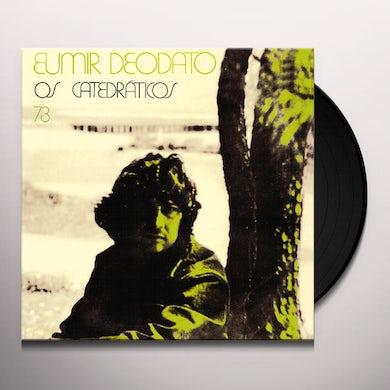 Eumir Deodato OS CATEDRATICOS 73 Vinyl Record