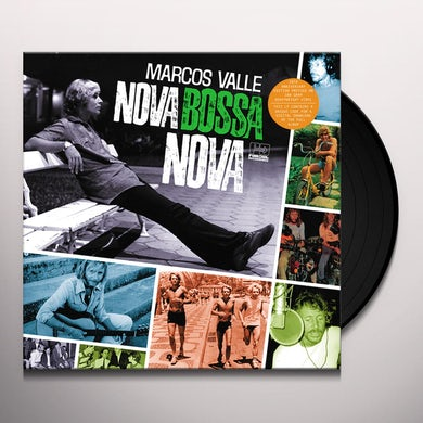 Marcos Valle NOVA BOSSA NOVA Vinyl Record