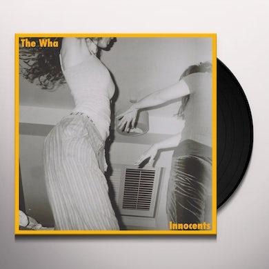 Wha INNOCENTS Vinyl Record