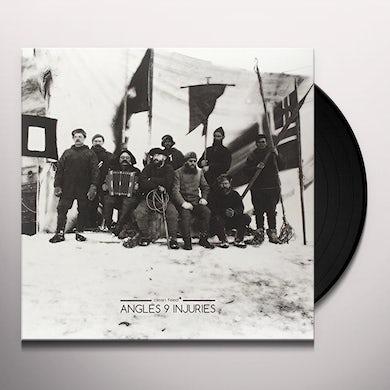 Pharoah Sanders INJURIES Vinyl Record
