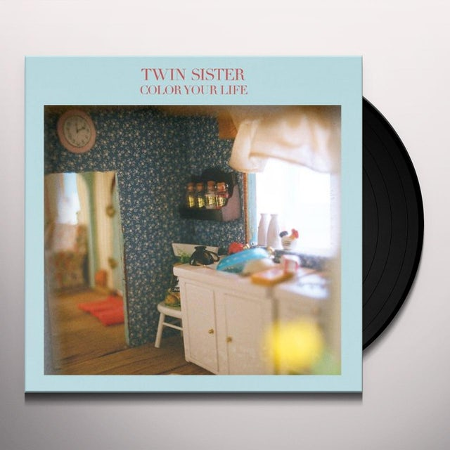 Mr Twin Sister COLOR YOUR LIFE Vinyl Record