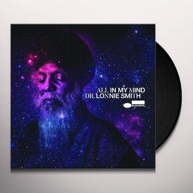 All In My Mind (Blue Note Tone Poet Series) (LP) Vinyl Record