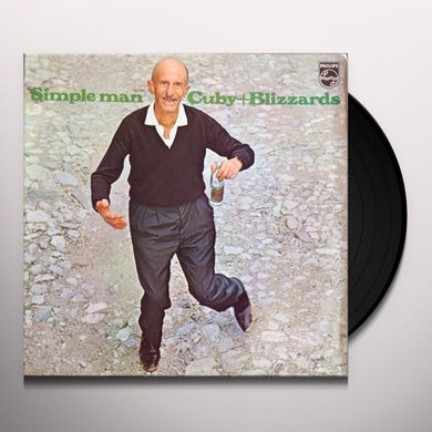 SIMPLE MAN Vinyl Record