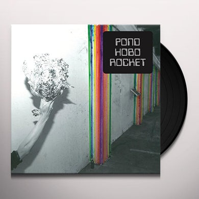 Pond HOBO ROCKET Vinyl Record