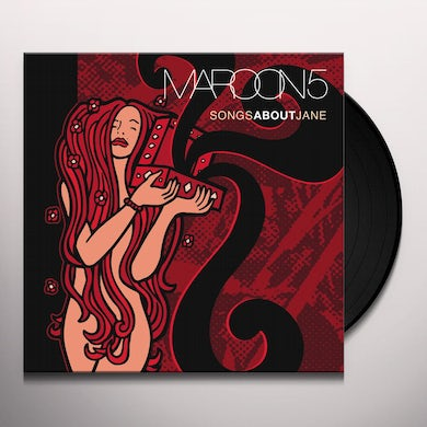 Maroon 5 Songs About Jane (LP) Vinyl Record