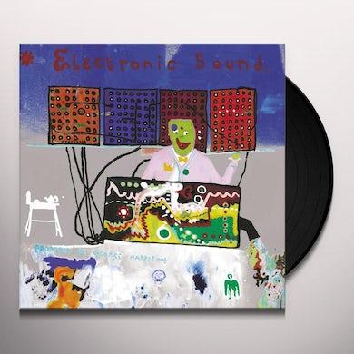 George Harrison ELECTRONIC SOUND Vinyl Record