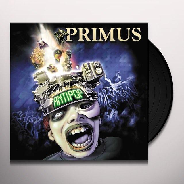Primus ANTIPOP Vinyl Record