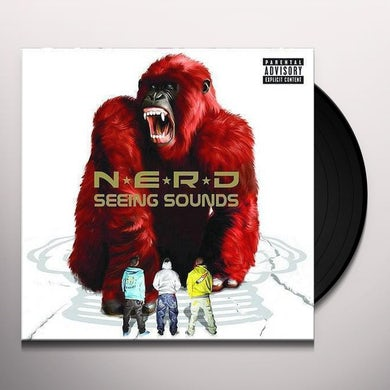 N.E.R.D. SEEING SOUNDS Vinyl Record