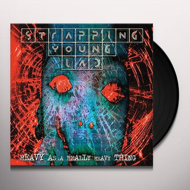 Strapping Young Lad HEAVY AS A REALLY HEAVY THING Vinyl Record