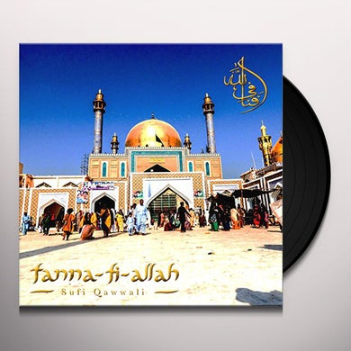 Fanna-Fi-Allah LIVE AT THE GREAT AMERICAN MUSIC HALL Vinyl Record