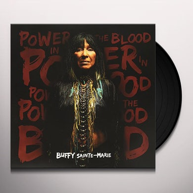 POWER IN THE BLOOD Vinyl Record