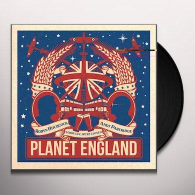 Robyn Hitchcock PLANET ENGLAND Vinyl Record