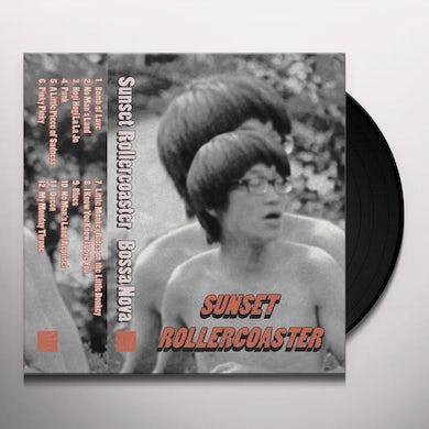 Sunset Rollercoaster BOSSA NOVA Vinyl Record