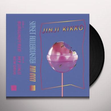 Sunset Rollercoaster JINJI KIKKO Vinyl Record