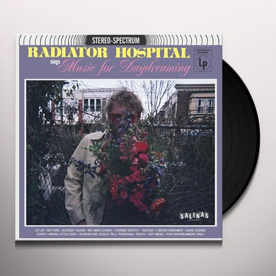 Radiator Hospital SINGS MUSIC FOR DAYDREAMING Vinyl Record