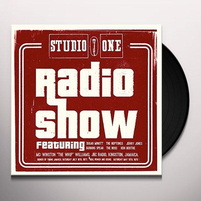 STUDIO ONE RADIO SHOW / VARIOUS