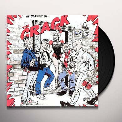 IN SEARCH OF THE CRACK Vinyl Record