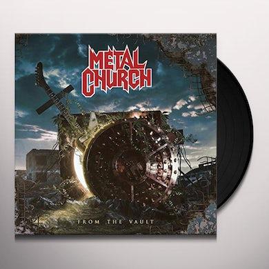Metal Church From The Vault Vinyl Record