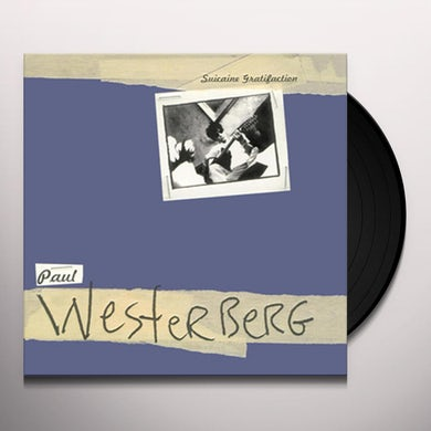 Paul Westerberg SUICAINE GRATIFACTION Vinyl Record