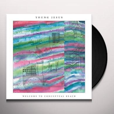 Welcome To Conceptual Beach Vinyl Record