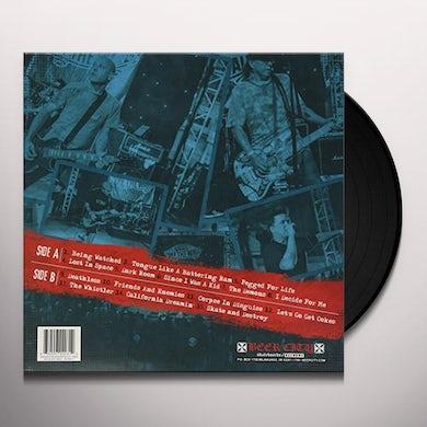 Faction DESTROYS O.C. - CAB'S 50TH BIRTHDAY BASH! Vinyl Record