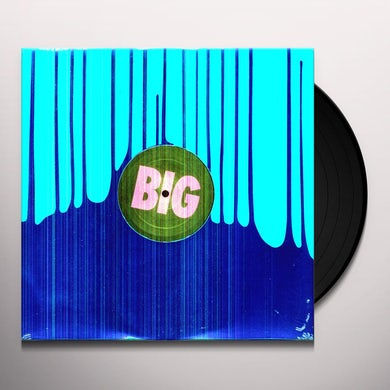 The Big Pink HIT THE GROUND (SUPERMAN) Vinyl Record
