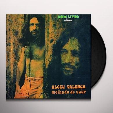 Alceu Valença MOLHADO DE SUOR Vinyl Record