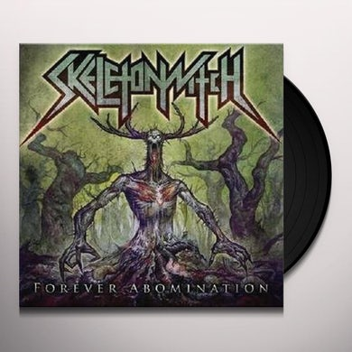 Skeletonwitch FOREVER ABOMINATION Vinyl Record