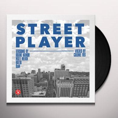 STREET PLAYER EP / VARIOUS Vinyl Record