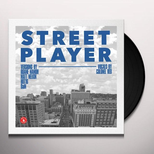 STREET PLAYER EP / VARIOUS