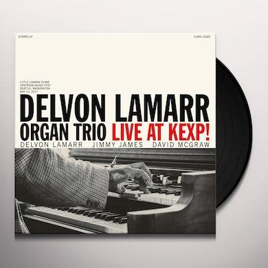 Delvon Lamarr Organ Trio LIVE AT KEXP Vinyl Record
