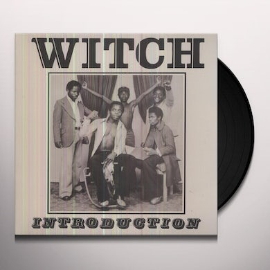 Witch INTRODUCTION Vinyl Record
